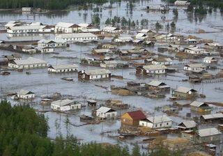 В Алтайском крае погибли 2 человека в результате эвакуации из зоны паводка