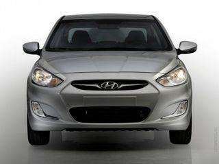 В России началось производство обновленного «Hyundai Solaris»