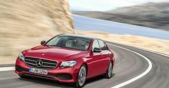 Глобальные продажи Mercedes-Benz в январе выросли на 18%