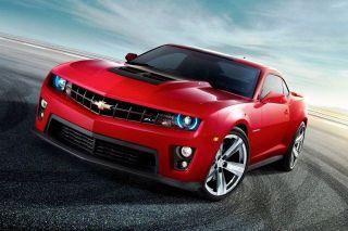 Chevrolet Camaro VI поколения получит новую платформу в 2015 году