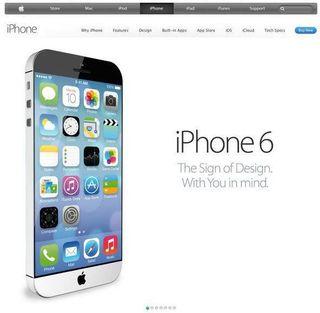 Известна цена на iPhone 6
