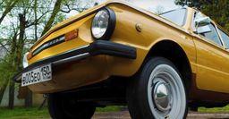 Вершина эволюции «Запорожцев»? Чем покорял автолюбителей ЗАЗ-968М «Мыльница»