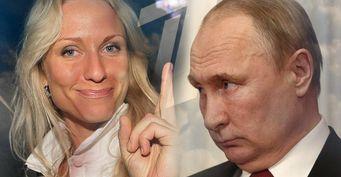 Пыталась избавиться отПутина: Напевицу Катю Гордон «напали» журналисты «Первого» и«России-1»— расследование