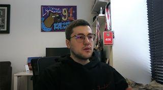 Эмир Кашоков винтервью проекту Zoom / Фото: YouTube/Zoom