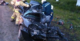 На Кубани в результате ДТП погиб мужчина
