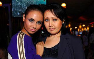 Ляйсан Утяшева с мамойФото: goprosport.ru