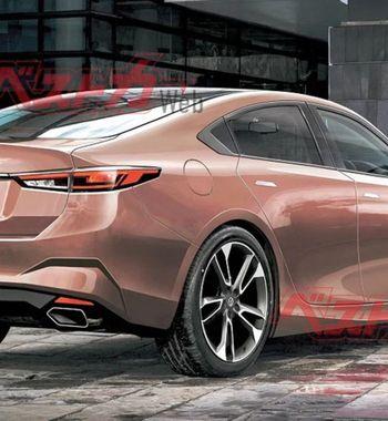 Mazda 6 2022: Как будет выглядеть будущий «убийца» KIA K5— рендер