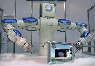 RoboHow научит роботов использовать интернет
