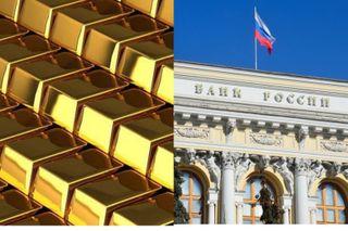 Банк России не прогадал с продажей золотых активов //  Источники: i.pinimg.com, bankstoday.net