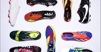 Виды футбольных бутс и советы по их выбору