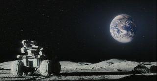 США планировали создать на Луне военную базу с ядерными боеголовками