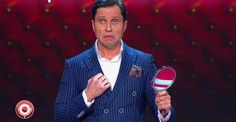 «Ревва попятился назад»: О«подколе» комика наконцерте резидентами Comedy Club рассказал Роман Юнусов