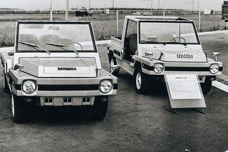 Не«Окой» единой— на«КАМАзе» тоже были планы на«легковушки». Фото: «Вести КАМАЗа»
