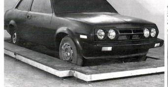 Сталабы круче «Волги»: Показываем «неизвестный» прототип ВАЗ-2101 «Копейка»