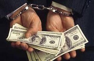 Майор полиции попался на взятке в 1,6 миллионов рублей