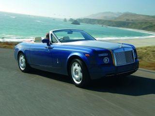 Rolls-Royce хочет создать новый кабриолет