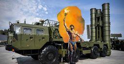 Российский комплекс ПВО С-500 назван в честь древнегреческого титана за свои беспрецедентные способности