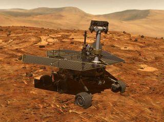 Curiosity зафиксировал похожий на НЛО объект