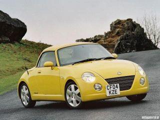 Новый Daihatsu Copen будет выставлен для продаж в июне