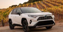 Слабое место «японца»: Как могут угнать новый Toyota RAV4 2019