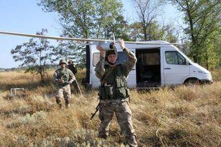 Днепропетровские беспилотные аппараты помогают выслеживать ополченцев в зоне АТО
