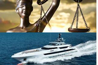 ВКитае Фемида решает, поплывётли миллиардер насвоей яхте. Источники фото: 24smi.org, kor.ill.in.ua