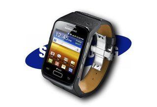 Samsung изобрел смарт-часы, управляемые взмахом руки