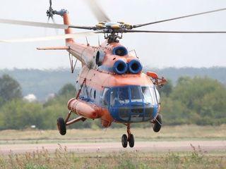 Старушка, блуждавшая в лесу неделю, нашлась при помощи вертолета