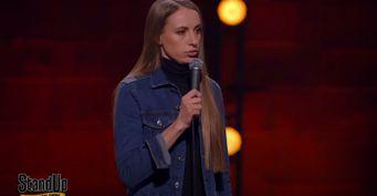 Сестра Щербакова по юмору: Зрители раскрыли секрет успеха звезды StandUp Вики Складчиковой