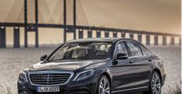 Немецкий министр экологии пересядет с Tesla Model S на Mercedes-Benz S500e