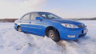 Toyota Camry 4×4. Кадр: YouTube-канал «Ильдар Авто-Подбор»