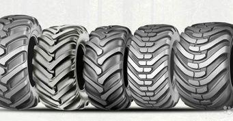 Правильно выбранные шины для спецтехники уменьшают расход топлива