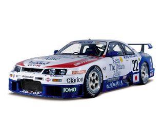 В суточном марафоне Ле-Ман примет участие болид от концерна Nissan - GT-R LM Nismo