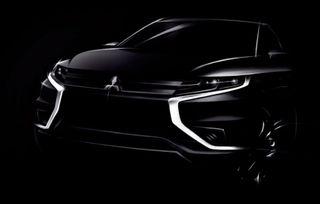Mitsubishi создал новую версию модели Outlander PHEV