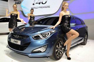 Новое поколение Hyundai i20 дебютирует в октябре