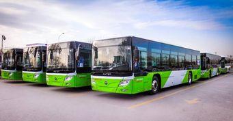 В 2020 году электробусы сменят привычный транспорт в Гуанчжоу