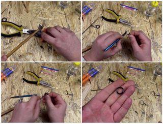 Процесс ремонта: извлечение металлического и керамического колец. Источник изображения: FishingVideoUkraine