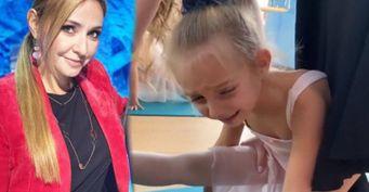 Боль ислёзы закаляют: Татьяна Навка нежалеет шестилетнюю дочь наизнурительных тренировках