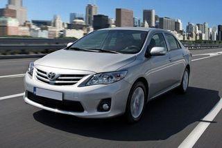 В России Toyota Corolla доступна в двух новых комплектациях