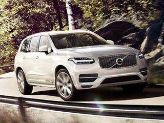 «Volvo» официально представила новое поколение кроссовера «XC90»