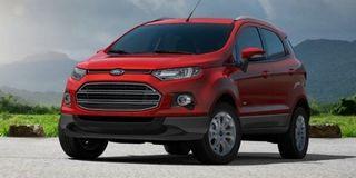Ford проводит испытания российских внедорожников EcoSport
