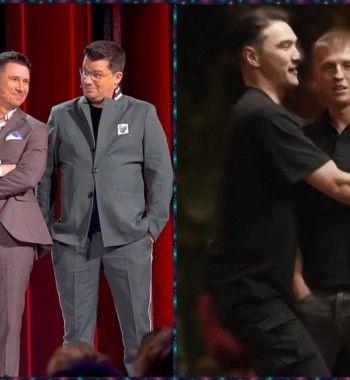 «Ошуительное хоу» vs«Что было дальше?»— Харламов иБатрутдинов пошли против продюсера ТНТ ради спасения своего шоу