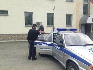 В Екатеринбурге наркоман пытался сжечь себя в присутствии семьи