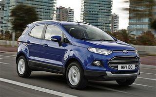 Стоимость и комплектация нового Ford EcoSport были обнародованы