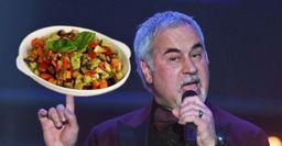 Рецепт любимого овощного соте Валерия Меладзе