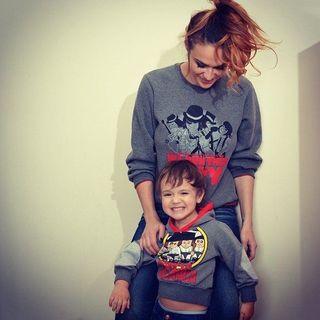 Алена Водонаева отпраздновала четырехлетие сына