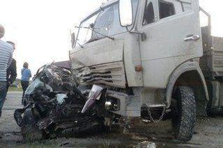 В Читинском районе произошло ДТП, погибли трое детей