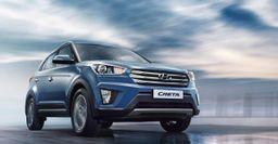 Hyundai Creta – самый продаваемый SUV в Петербурге с начала года