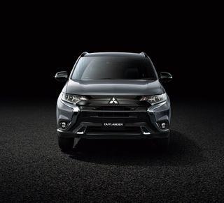 Mitsubishi Outlander Black Edition, источник: Mitsubishi