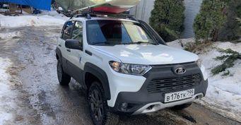 Niva Travel продают спустя 7000 км: Ростовчанина разочаровала новаяLADA